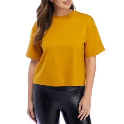 ザ・リミティッド レディース Tシャツ トップス LIMITLESS Short Sleeve Boxy T-Shirt