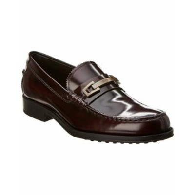 Tods トッズ ファッション シューズ Tods Leather Loafer