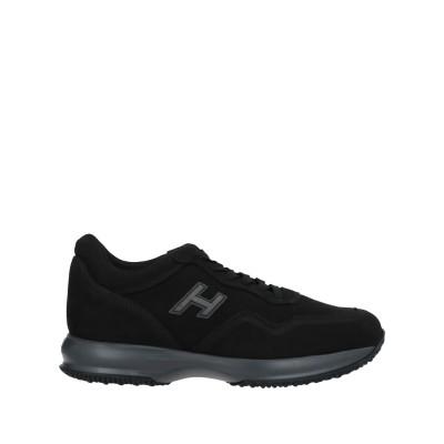 ホーガン HOGAN スニーカー&テニスシューズ(ローカット) ブラック 5.5 革 スニーカー&テニスシューズ(ローカット)