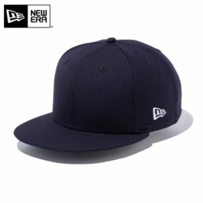 【メーカー取次】 NEW ERA ニューエラ 9FIFTY ベーシック ネイビーXホワイトロゴ 12336634 キャップ / 帽子【Sx】