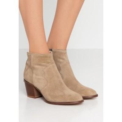 ザディグ エ ヴォルテール レディース ブーツ&レインブーツ シューズ Ankle boots - taupe taupe