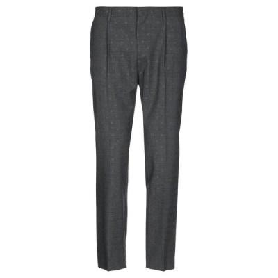 ENTRE AMIS クラシックパンツ ファッション  メンズファッション  ボトムス、パンツ  その他ボトムス、パンツ 鉛色