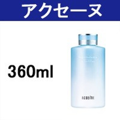 アクセーヌ モイストバランスローション 360ml ACSEINE 化粧水 モイスト バランス ローション 保湿