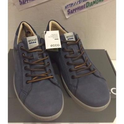スニーカー エコー Ecco Men's EVO ONE Shoe Size 5-5.5 Marine/Royal 15023459028