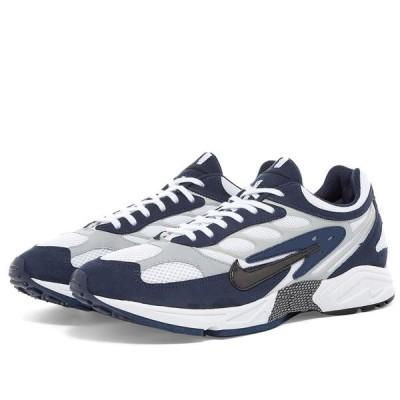 ナイキ Nike メンズ スニーカー シューズ・靴 Air Ghost Racer Navy/Grey/Red