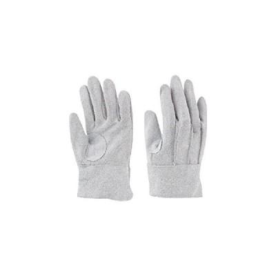 東和コーポレーション 牛床革 背縫い革手袋12双組 108-12P [A230101]