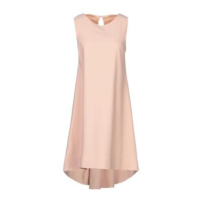 ANNIE P. ミニワンピース&ドレス サンド 40 ポリエステル 100% ミニワンピース&ドレス