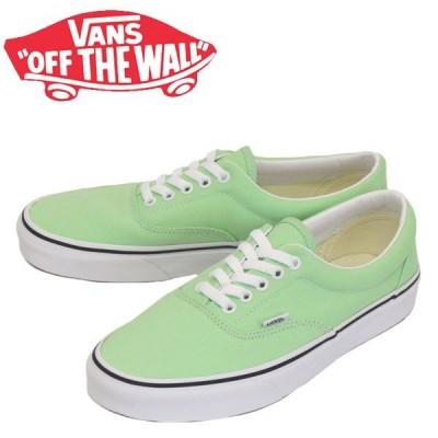 VANS (ヴァンズ バンズ) VN0A4U39WKO Era エラ スニーカー Green Ash/True White VN209