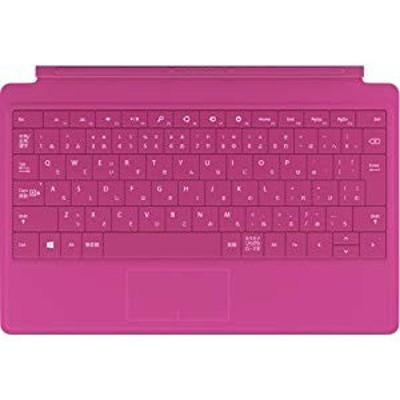 マイクロソフト Type Cover 2 N7W-00089 [マゼンタピンク](中古品)