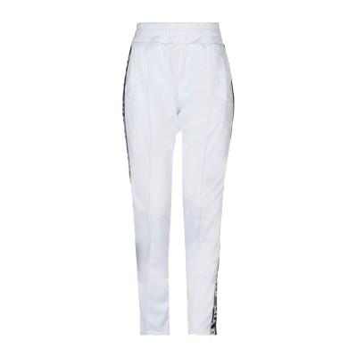 MIA BAG パンツ ホワイト S ポリエステル 100% パンツ