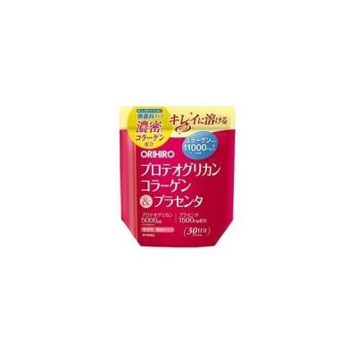「オリヒロ」 プロテオグリカンコラーゲン&プラセンタ 180g 「健康食品」