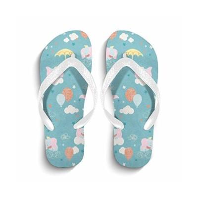 【平行輸入品】 Eric Carl Men's Casual Sandals,Stylish Beach Flip Flops Summer Flip Flops