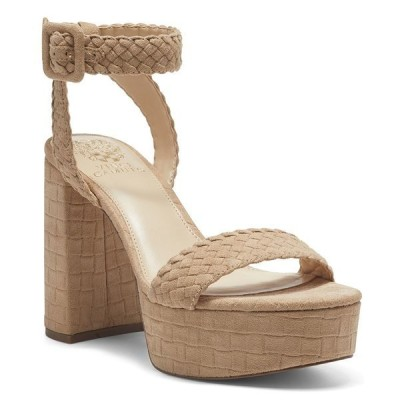 ヴィンスカムート サンダル シューズ レディース Women's Gebbrian Platform Sandals Tortilla