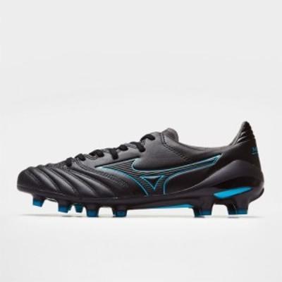 ミズノ Mizuno メンズ サッカー ブーツ シューズ・靴 Morerlia Neo Ii Md Fg Football Boots Black