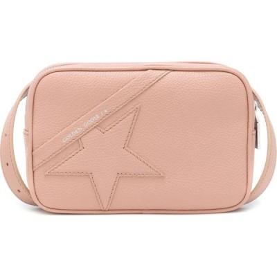 ゴールデン グース Golden Goose レディース ボディバッグ・ウエストポーチ バッグ Star mini leather belt bag Nude