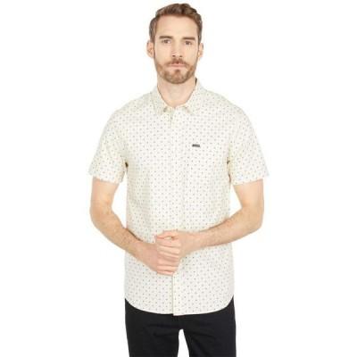 ボルコム メンズ シャツ トップス Hallock Short Sleeve Shirt