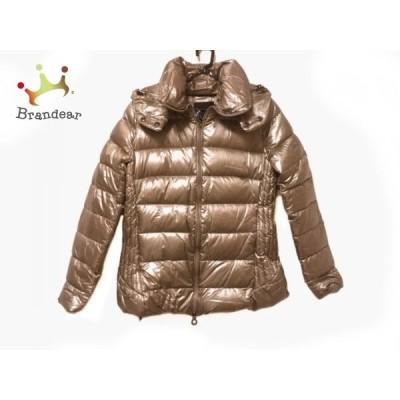 タトラス ダウンジャケット レディース 美品 DRENA ダウンジャケット LTA20A4690 ベージュ 冬物     スペシャル特価 20210113