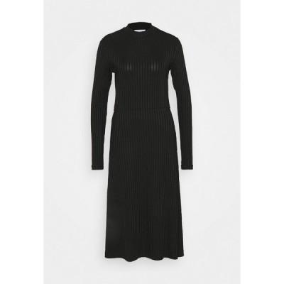 リバティーン リバティーン ワンピース レディース トップス HONOR - Day dress - black
