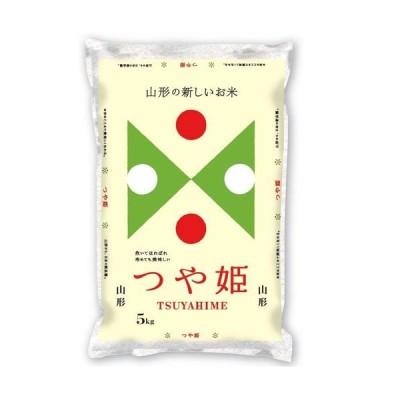 精米 山形県 無洗米 1等米 つや姫 5kg 令和元年産