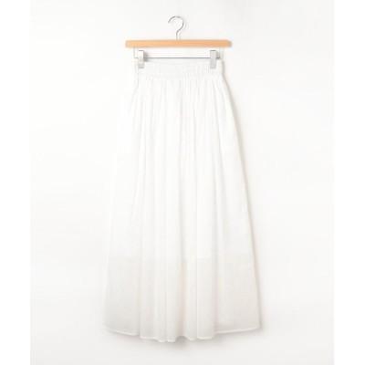 OFF PRICE STORE(Women)(オフプライスストア(ウィメン)) arm in armコットンロングスカート
