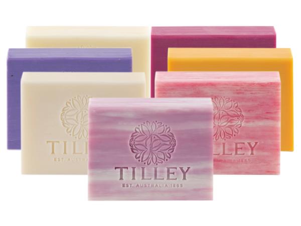 澳洲 Tilley~皇家特莉植粹香氛皂(100g) 多款可選【D202001】緹莉香皂