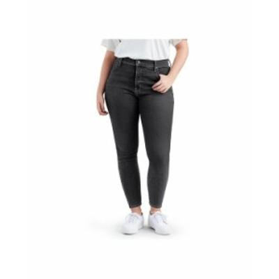 リーバイス レディース デニムパンツ ボトムス Trendy Plus Size 720 High-Rise Super Skinny Jeans Lion Eyes