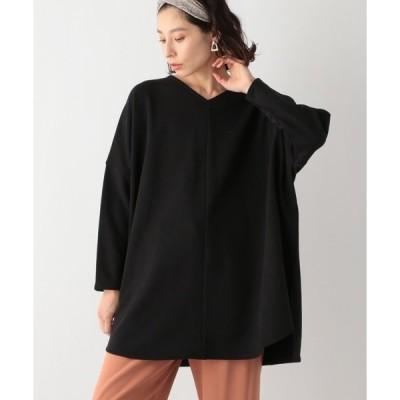 tシャツ Tシャツ VネックBIGチュニック 934807