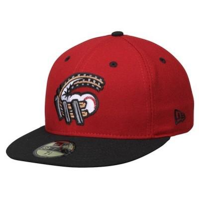 ニューエラ メンズ 帽子 アクセサリー Altoona Curve New Era Authentic 59FIFTY Fitted Hat