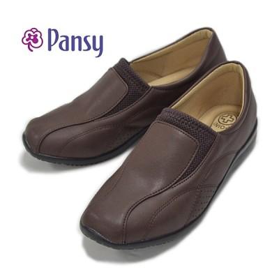 Pansy パンジー シューズ ps1361 カジュアル 靴 人気 レディース 3E 母の日 婦人靴