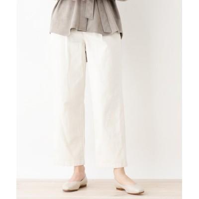 grove / 【エコ】ローウォーターデニムパンツ WOMEN パンツ > デニムパンツ