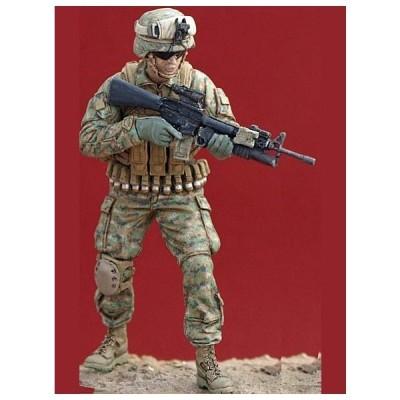 現用アメリカ海兵隊 アフガニスタン #1  U.S.M.C. Afghanistan #1  1/35[ABM-3529]【返品・返品不可】