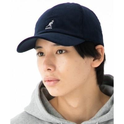 帽子 キャップ カンゴール キャップ ストラップバック CORD BASEBALL KANGOL