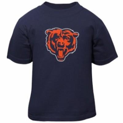 Outerstuff アウタースタッフ スポーツ用品  Chicago Bears Infant Team Logo T-Shirt - Navy Blue
