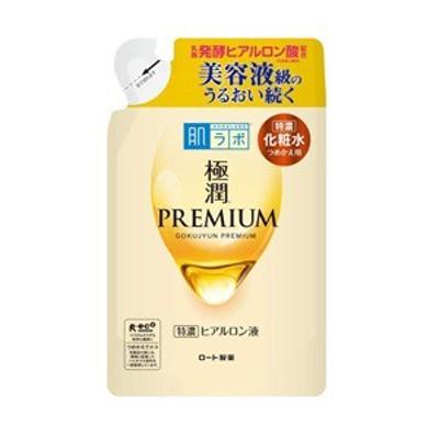 【ロート製薬】 肌ラボ 極潤プレミアムヒアルロン液 つめかえ用 170mL 【化粧品】