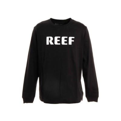 リーフ(REEF) Tシャツ メンズ 長袖 BLOCK RF19FA-1001LS-BLA (メンズ)