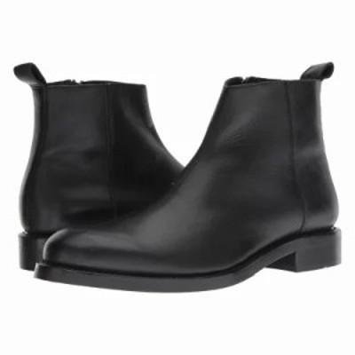 ウルヴァリン ブーツ 1000 Mile Montague Chelsea Zip Black Leather