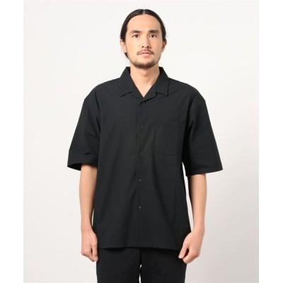 tシャツ Tシャツ ティゴラ TIGORA SMART ストレッチBIG開襟シャツ