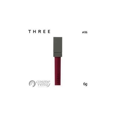 THREE スリー リリカルリップブルーム #06 SONG OF LIGHT 6g /定形外郵便送料無料
