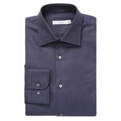 J. リンデベルク Men Clothing Corkz CA Royal Oxford Dress Shirt