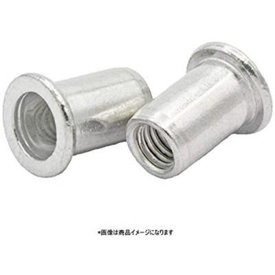 ブラインドナット M8用 16個入締付可能厚:1.0〜2.5mm 162-DA-825(M8用 x  締付可能厚:1.0〜2.5mm)