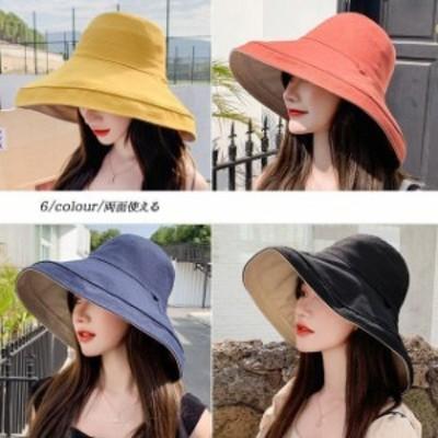 帽子 レディース UV あご紐付き 折りたたみ UVカット帽子 100% 遮光 おしゃれ 可愛い サファリハット 紫外線カット 日焼けや熱中症対策に
