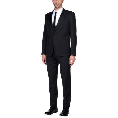 ブライアン デールズ BRIAN DALES スーツ ブラック 46 ウール 50% / レーヨン 50% スーツ