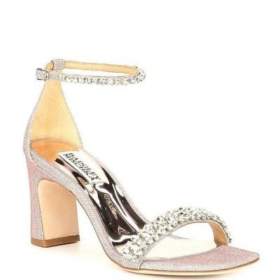 バッジェリーミシュカ レディース サンダル シューズ Harriet Jewel Embellished Dress Sandals