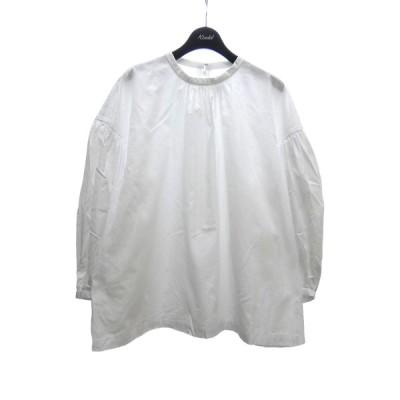 COMME des GARCONS COMME des GARCONS プルオーバーブラウス ホワイト サイズ:M (堅田店) 210627