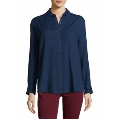 J ブランド レディース トップス シャツ Pacific Buttoned Cotton Shirt