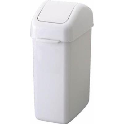 TRUSCO スイングペール 16.5L グレー【TPRA159】(清掃用品・ゴミ箱)