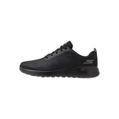 スケッチャーズ スニーカー メンズ シューズ GO WALK MAX IMPACT - Walking trainers - black