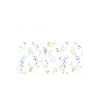 窓飾りガラスシート GH-4602 46cm丈x90cm (のり不要 はがせる 目隠しシート UVカット 防犯)