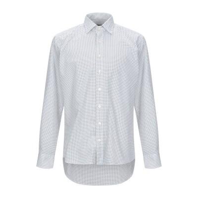 エトロ ETRO シャツ ホワイト 40 コットン 100% シャツ
