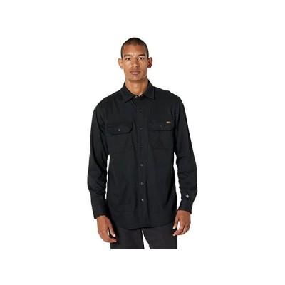 ティンバーランド FR Cotton Core Button Front Shirt メンズ シャツ トップス Black